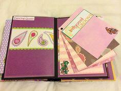 """Bollywood Page"" - Birthday Keepsake Book"