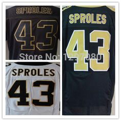Womens Limited Darren Sproles Jersey Nike New Orleans Saints #43 ...