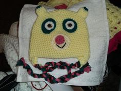 Agent Oso Hat