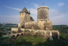 The Bedzin Castle, Poland. Suggested by Orion.