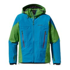 Product page - Patagonia Mens Super Alpine Jacket Outdoor Outfit, Outdoor Gear, Nike Jacket, Rain Jacket, Patagonia Outdoor, Gore Tex, Bag Accessories, Organic Cotton, Windbreaker