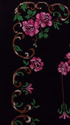Prayer Rug, Needlepoint, Diy And Crafts, Cross Stitch, Brooch, Canvas, Crochet, Floral, Jewelry