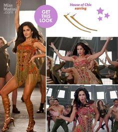 Katrina Kaif , Dhoom machale song, Dhoom 3 <3 http://hd24songs.blogspot.com/2014/01/dhoom-3.html