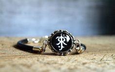 Tolkien symbol bracelet Lord of the ring Lotr by ShoShanaArt