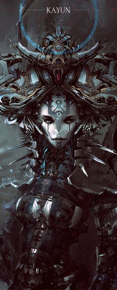 Digital Illustrations by Dmitry Klyushkin | InspireFirst