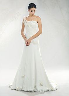 cbdc278d3292 Collezione Rugiada  vendita abiti da sposa Roma Di Fabbricazione Del  Vestito