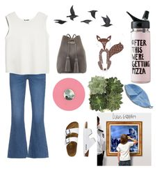 """"""""""" by hooooooray13 ❤ liked on Polyvore featuring Tom Ford, M.i.h Jeans, TravelSmith, MANGO, Jayson Home and ban.do"""