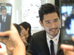 SK - II event - Godfrey Gao Photo (37908159) - Fanpop