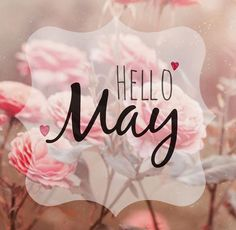Wow .. already May  New week new month new goals  and summer is getting closer    What are your goals for May?