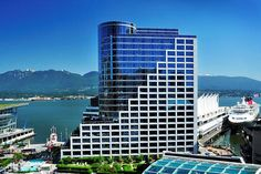 The Fairmont Waterfront  Gallery - Canada: British Columbia: Vancouver