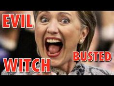 Hillary Clinton Evil Laugh Compilation (UNCENSORED) - YouTube