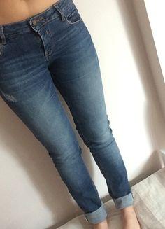 Kup mój przedmiot na #vintedpl http://www.vinted.pl/damska-odziez/dzinsy/14567221-spodnie-dzinsowe-pullbear