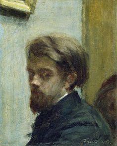 Анри Фантен-Латур (Henri Fantin-Latour), 1836-1904. Франция