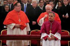 Vaticano se diz preocupado com decreto de imigração de Trump