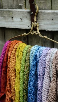 So That�s Done  ....... wraps and shawl patterns featured in the new book 'Curls'  from Violently Domestic ..... release Friday November 7th, 2014