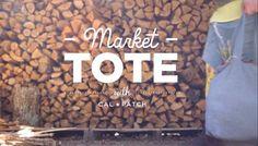 Market Tote Bag Free
