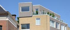 Huisvesting   Kantoren naar appartementen, St Walburgstraat Groningen