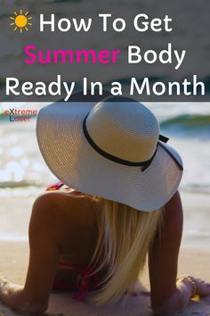 How To Get Summer Body Ready In a Month Fat To Fit, How To Lose Weight Fast, Natural Fat Burners, Weight Lifting Workouts, Loss Quotes, Best Supplements, Jump Squats, Summer Body, Normal Life