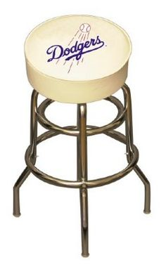 Los Angeles Dodgers Bar/Pub Stool