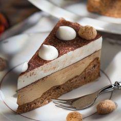"""Torte """"Café au lait"""""""
