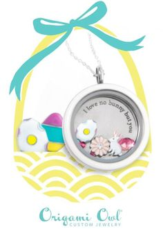 Origami Owl new Easter charms. #Easter #Holiday New Charms. Click on the pic to order