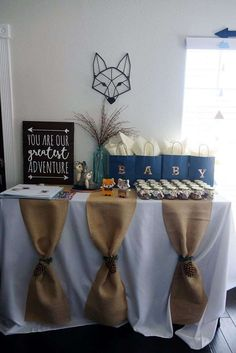 """Gerson Zion's """"Our Greatest Adventure"""" Baby Shower 