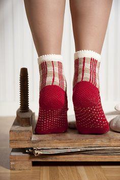 Ravelry: Hämeen sukat pattern by Tiina Kaarela