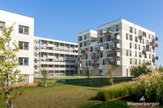 Spatenstich im Stadteil Seestadt 100 M2, Vienna, Switzerland, Multi Story Building, Places, Travel, Real Estates, City, Homes