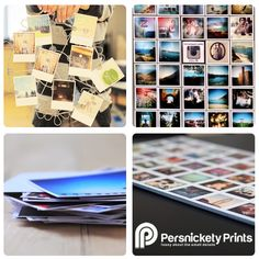 Don't just let the instragrams sit there in cyberspace! Print them!