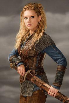 Vikings season 3 - Lagertha (Katheryn Winnick)                                                                                                                                                                                 More