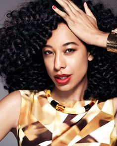 Corrine Bailey Rae. Lovely.