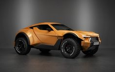 Zarooq off-road supercar sandstorms its way toward production Zarooq SandRacer 500 GT Pick Up, Offroad, Aussie Muscle Cars, Upcoming Cars, Futuristic Cars, Cute Cars, Modified Cars, Amazing Cars, Car Pictures