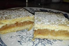 Apple Pie, Tiramisu, Cheesecake, Deserts, Food And Drink, Cooking Recipes, Sweets, Baking, Eat