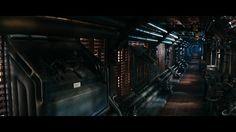 spaceship Interior (Alien)