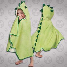 Cuddleroar Toddler Towel
