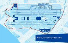 El ministro de Transportes, Carlos Paredes, informó que el Estado ya expropió y tomó posesión del 100% de los terrenos para la ampliación del aeropuerto internacional Jorge Chávez.
