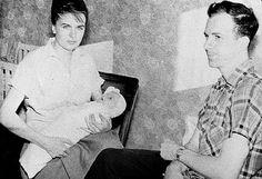 Oswald's happy family, Minsk, USSR