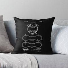 Vintage Baseball Pillows & Cushions   Redbubble Daybed Pillows, Cushions, Throw Pillows, Baseball, Vintage, Design, Toss Pillows, Toss Pillows