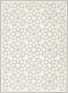 Pattern in Islamic Art - BOU 053