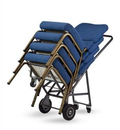 Heavy duty ergo dolly church chair dollies and carts pinterest products church and - Reasons why you need stacking chairs ...