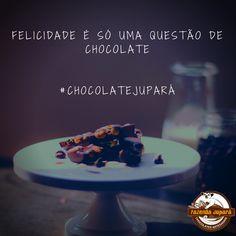 A Chocolate-se🍫❤  #chocolate #feitocomamor #felicidade #fazendajupara