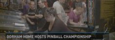 Oh look at me on the nooz playing pinball