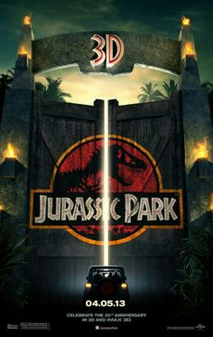 Jurassic Park movie poster #movieposter #scifi #MovieReview #movietwit #movieposters #adventure #scififantasy #artwork #action