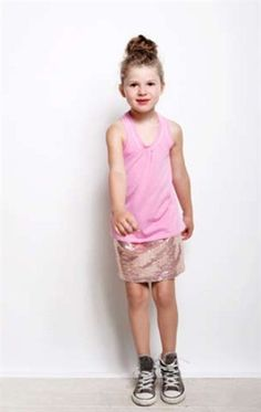 Honeypie Kids - Curio   Kind Apricot Sequin Skirt, $55.00 (http://www.honeypiekids.com/curio-kind-apricot-sequin-skirt/)
