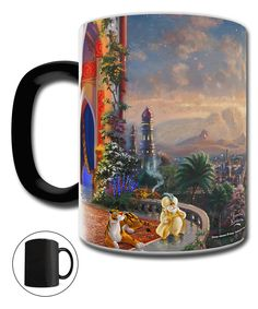 Another great find on #zulily! Aladdin Morphing Mug by Disney Princess #zulilyfinds