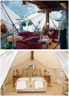 Glamping - Luxury Camping 2