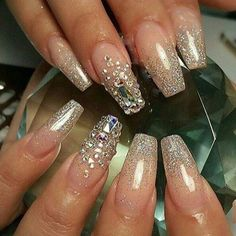 """799 Likes, 10 Comments - Berii✨ (@beautybyberii) on Instagram: """"Bling✨…"""""""