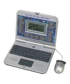 Love this Elite Plus Laptop on #zulily! #zulilyfinds