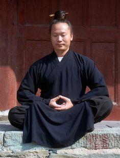 Wudang shifu Yuan Li Min