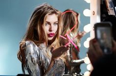 Max Factor is the official make-up sponsor of this year's Victoria's Secret Fashion Show